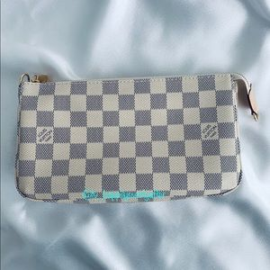 Louis Vuitton pochette accessoires NM Azur